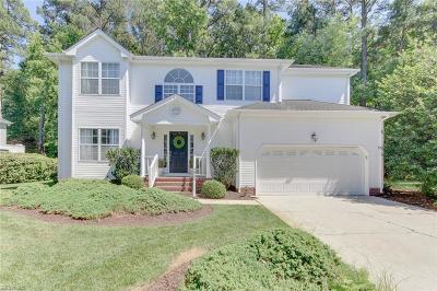 Virginia Beach Residential New Listing: 2832 Bald Eagle Rd