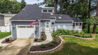 Virginia Beach Residential New Listing: 505 Torrey Ct