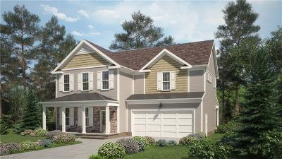 Newport News Residential Under Contract: 1411 Waltham Ln
