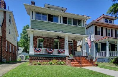 Norfolk Residential New Listing: 1331 Westover Ave