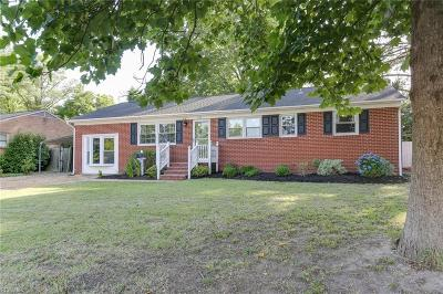 Hampton Residential New Listing: 107 Bonwood Rd