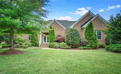 Chesapeake Residential New Listing: 810 Coinbrook Ln