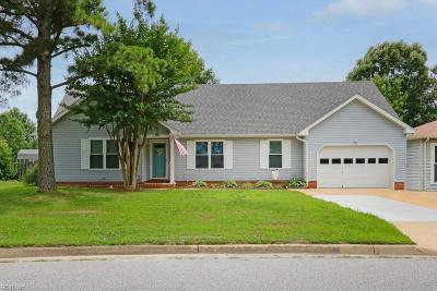 Virginia Beach Residential New Listing: 1517 Galvani Dr