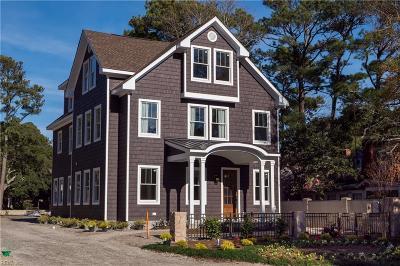 Virginia Beach Residential New Listing: 221 76th St