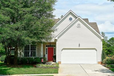 Virginia Beach Residential New Listing: 2700 Steinbeck Ct