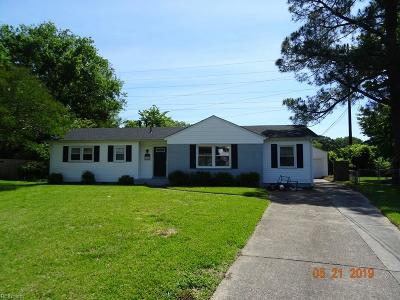 Virginia Beach Residential New Listing: 130 Hill Prince Rd