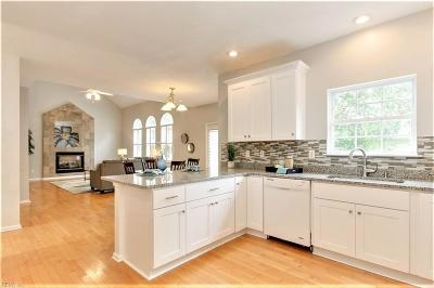 Virginia Beach Residential New Listing: 5349 Weblin Farm Rd