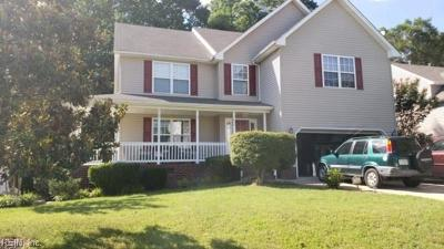 Williamsburg Residential New Listing: 5864 Montpelier Dr