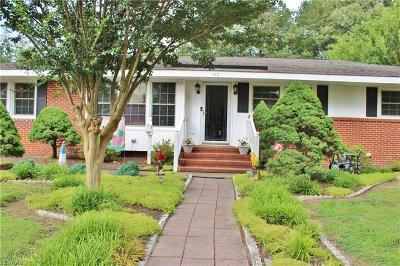 Hampton VA Residential New Listing: $199,500