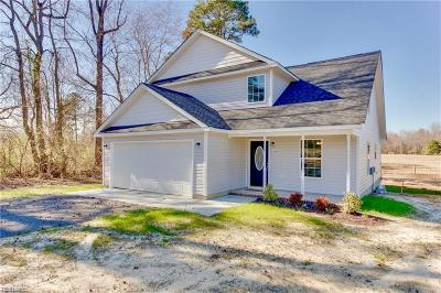Suffolk Residential New Listing: 7190 Corinth Chapel Rd