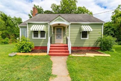 Hampton VA Residential New Listing: $153,000