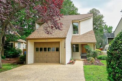 Virginia Beach Residential New Listing: 1329 Blue Pete Rd