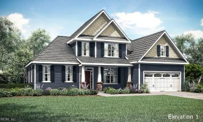 Chesapeake Residential Under Contract: 425 Graphite Trl
