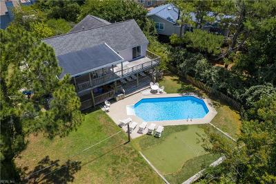 Virginia Beach Residential New Listing: 313 Sailfish Ln