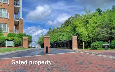 Norfolk Residential New Listing: 301 Brooke Ave #103