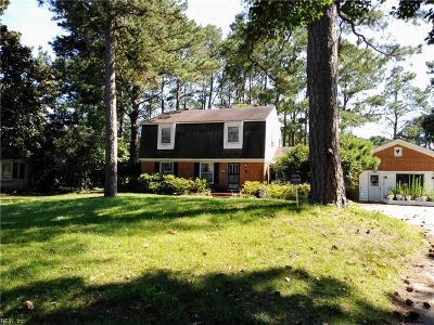 Virginia Beach Residential New Listing: 2301 Leeward Shore Ct