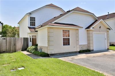 Chesapeake Residential New Listing: 1005 Fallcreek Rn #78