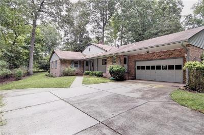 Williamsburg Residential New Listing: 106 Northpoint Dr