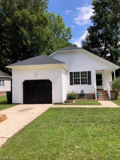 Suffolk Residential New Listing: 218 Widgeon Ct