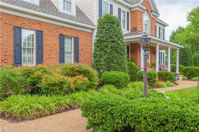 Williamsburg Residential New Listing: 207 Lakewood Dr