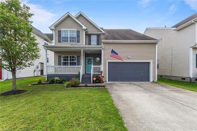 Chesapeake Residential New Listing: 711 Laura St