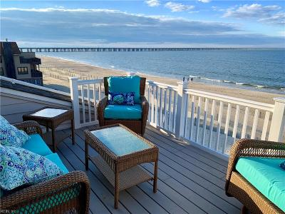 Virginia Beach Residential New Listing: 4472 Ocean View Ave #B