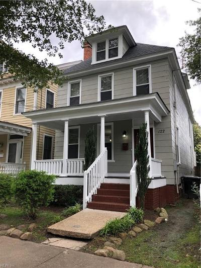 Portsmouth Residential New Listing: 122 Webster Ave