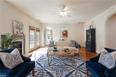 Virginia Beach Residential New Listing: 3013 May Ct