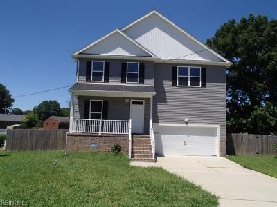 Hampton VA Residential New Listing: $242,500