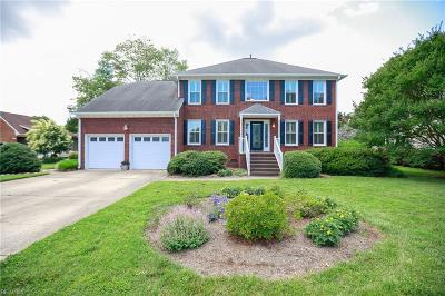 Virginia Beach Residential New Listing: 969 Lindsley Dr