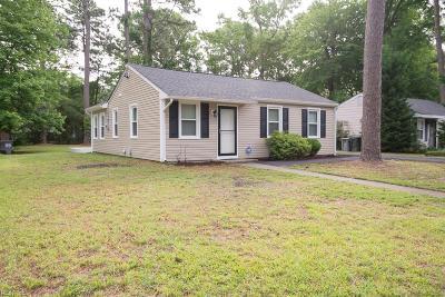 Hampton VA Residential New Listing: $154,900