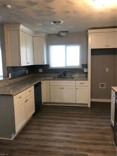 Chesapeake Residential New Listing: 3209 Tournament Dr