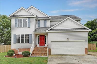 Hampton VA Residential New Listing: $260,000