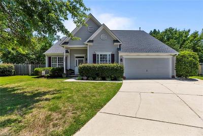 Chesapeake Residential New Listing: 428 Willow Brook Way