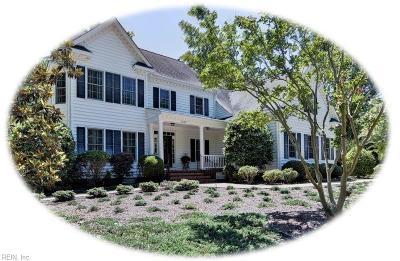 Williamsburg Residential New Listing: 3322 Running Cedar Way