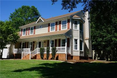 Suffolk Residential New Listing: 2743 Burning Tree Ln