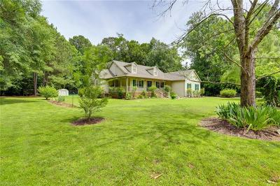 Suffolk Residential New Listing: 2000 Pittmantown Rd