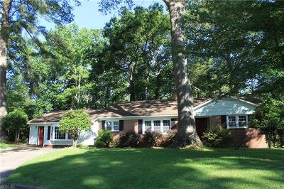 Kings Grant Residential Under Contract: 3212 Blue Ridge Ct