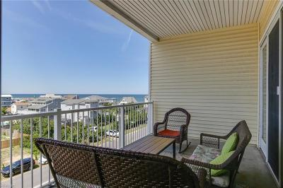 Virginia Beach Residential New Listing: 204 Sandbridge Rd #319