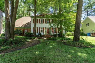 Chesapeake Residential New Listing: 417 Wessex Dr