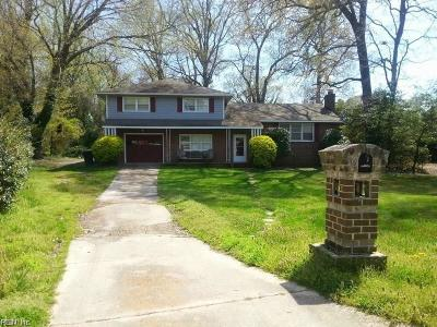 Newport News Residential New Listing: 6 Tuckahoe Dr