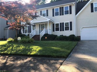 Chesapeake Residential New Listing: 3352 Lynnhurst Blvd