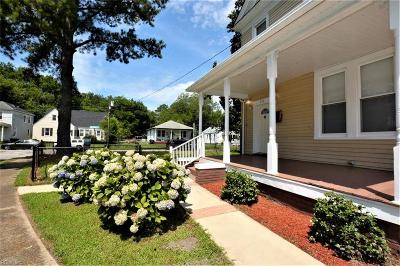 Portsmouth Residential New Listing: 715 Flanders Cir