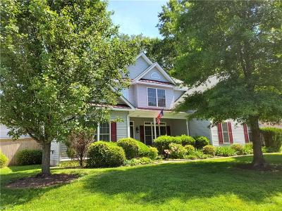 Virginia Beach Residential New Listing: 497 Shakespeare Drive Dr