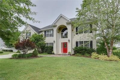 Virginia Beach Residential New Listing: 3709 Cypress Vine Ln