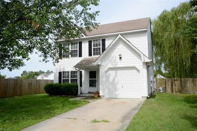 Suffolk Residential New Listing: 3503 Cantering Ct