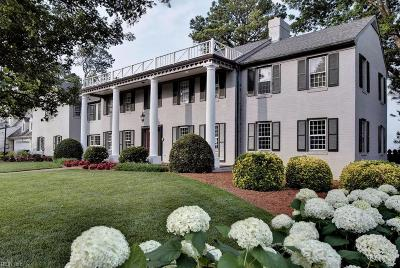 Newport News Residential New Listing: 207 Hilton Ter
