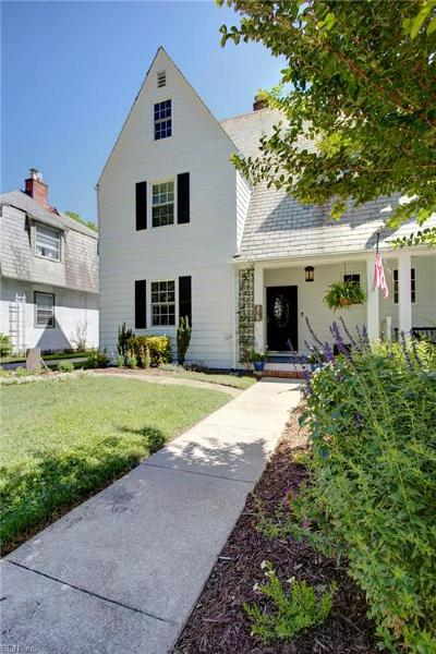 Newport News Residential New Listing: 210 Palen Ave