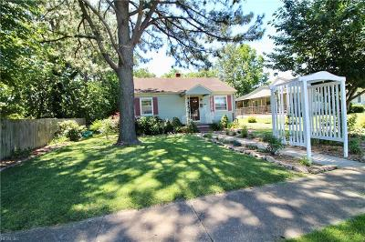 Portsmouth Residential New Listing: 2905 Woodrow St