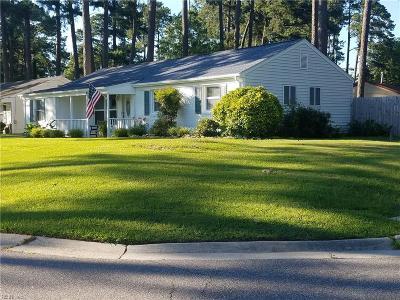 Virginia Beach Residential New Listing: 4900 Klamath Rd